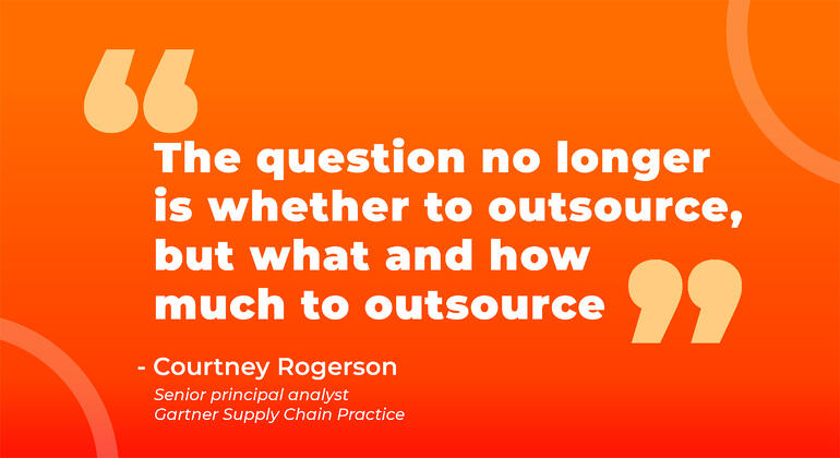 The Future of Supply Chain Outsourcing